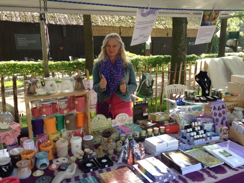 Tuin & Brocante Fair Orvelte 17-18 mei 2014